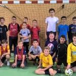 Futsal vacances Toussaint 2016