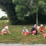27 Juillet, journée découverte de p'tes bêtes à Morfelon avec le Centre Initiative nature de l'Huisserie et Ça coule de source